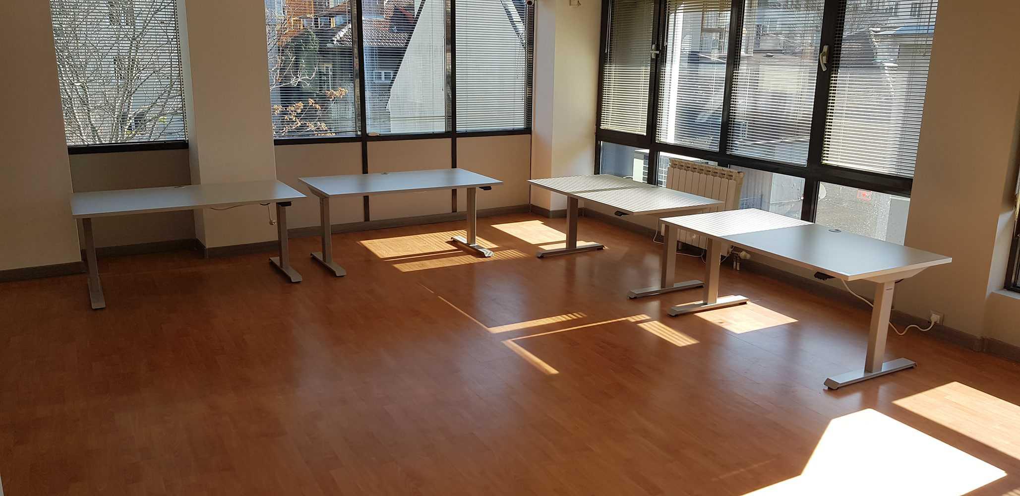 Bulgarian standing desks BulDesk Pro