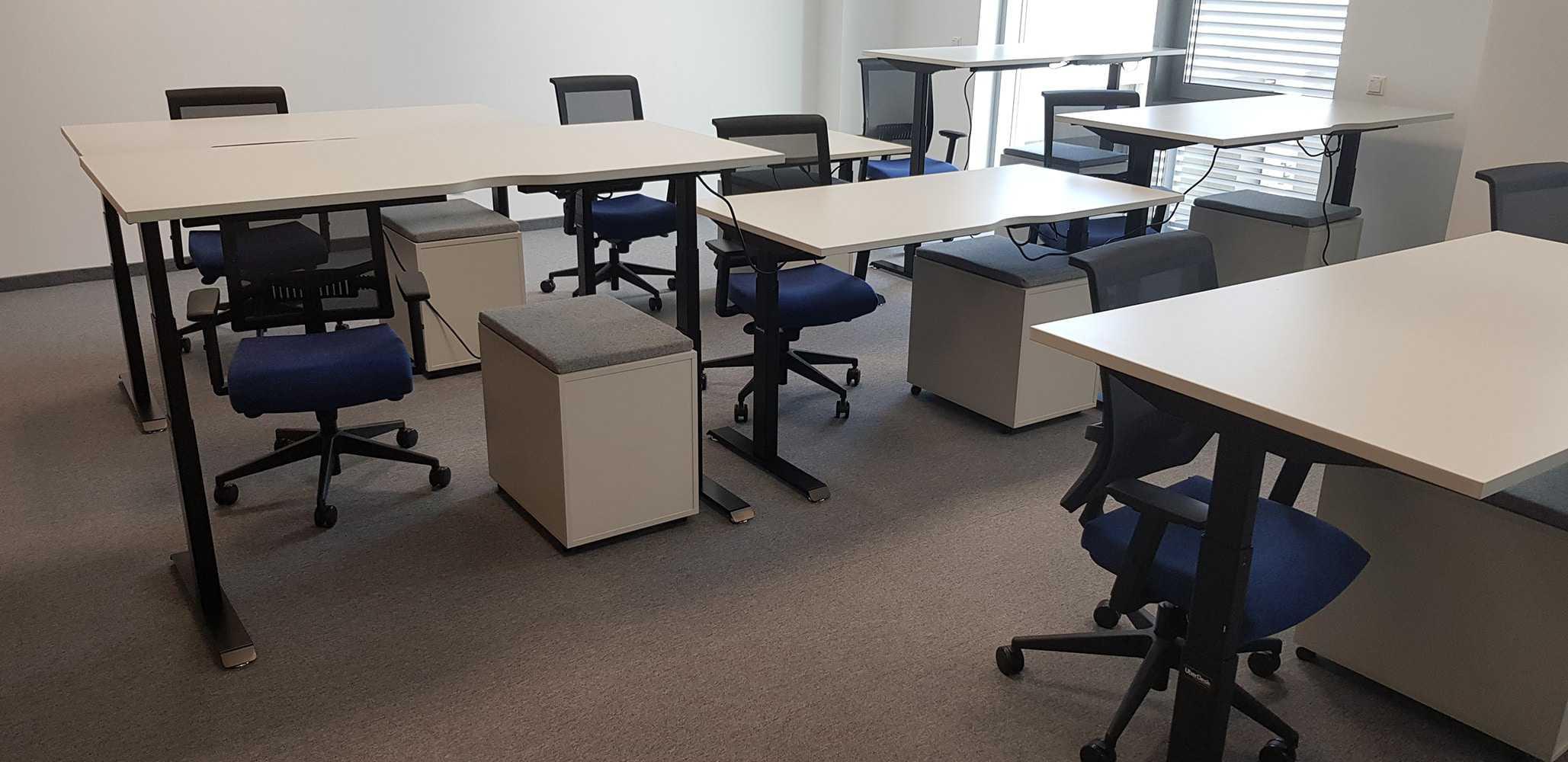 Ergonomic office furniture by BulDesk