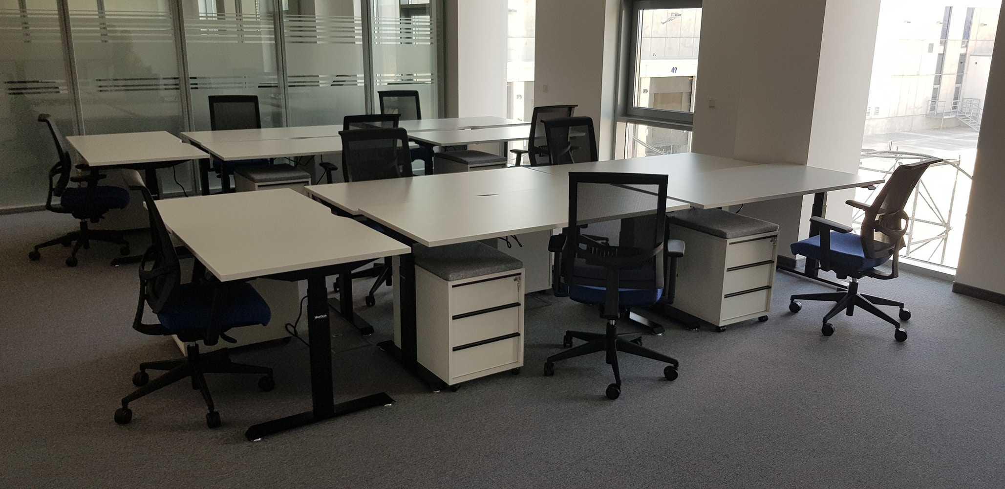 Модерен офис от BulDesk
