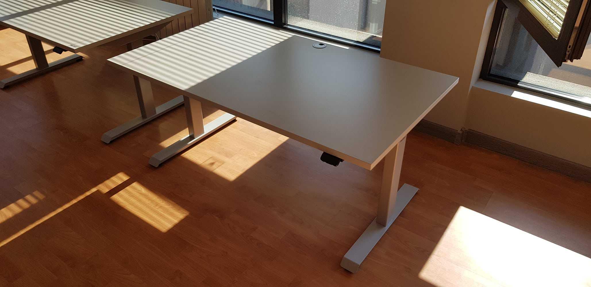 Sit-stand desk BulDesk Pro Grey