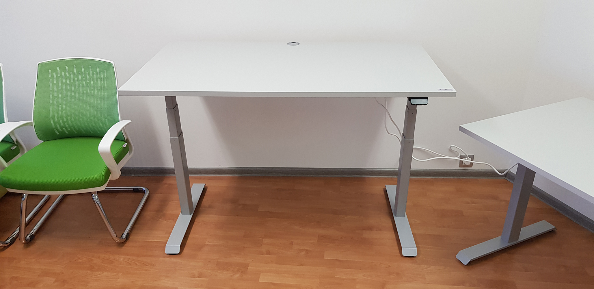 Bulgarian Standing desk BulDesk Pro Grey