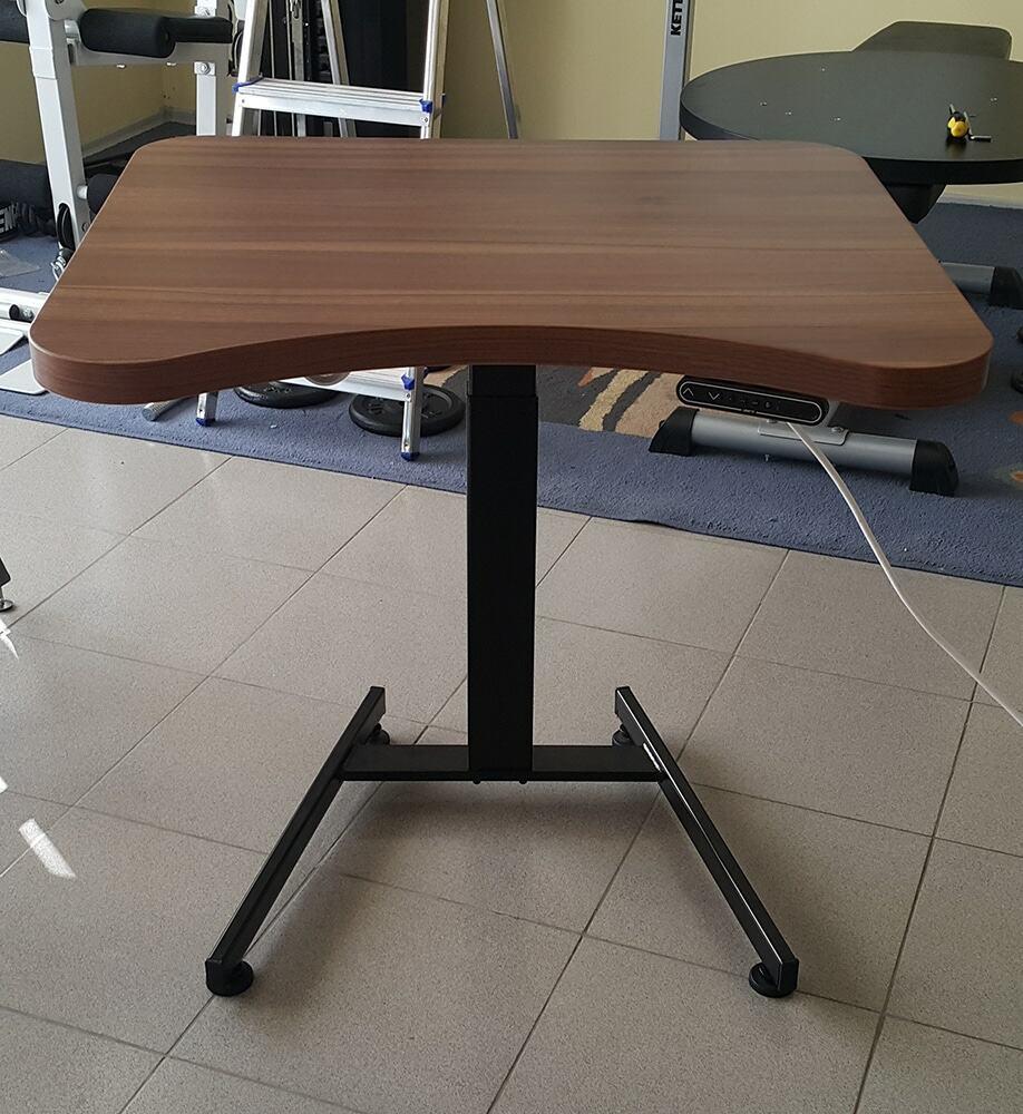 Sit-stand single leg desk BulDesk Pro One