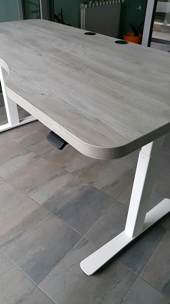 Height adjustable standing desk BulDesk Pro