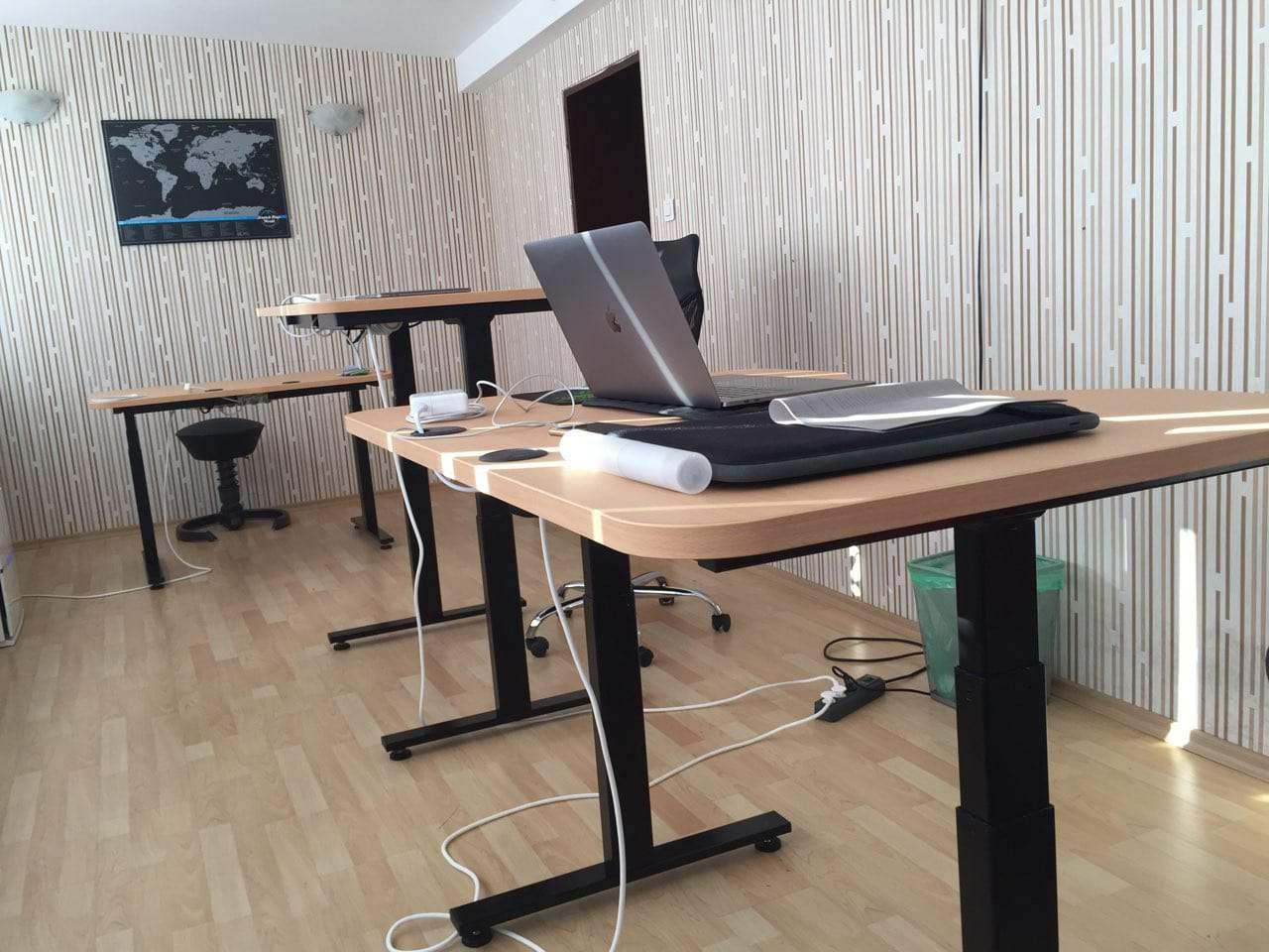 Sit-stand desks BulDesk Pro