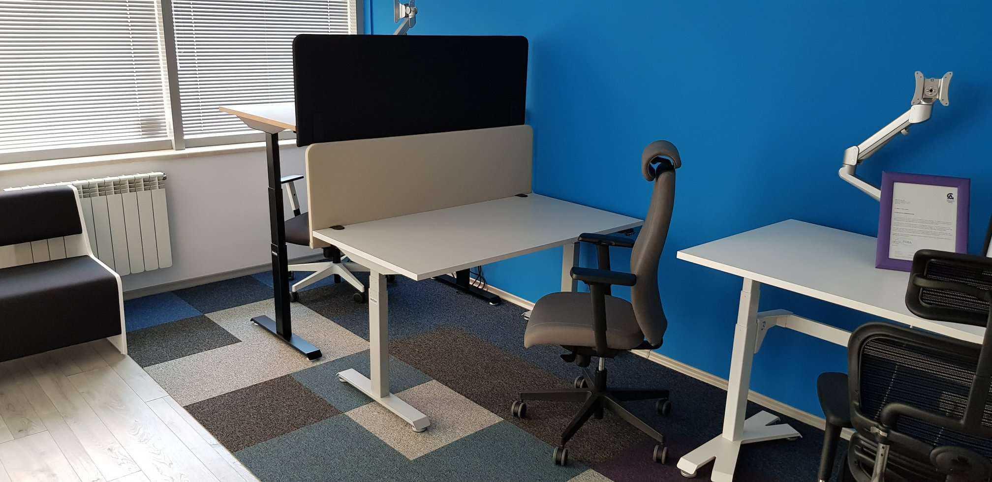 Standing desks BulDesk Pro for perfect office