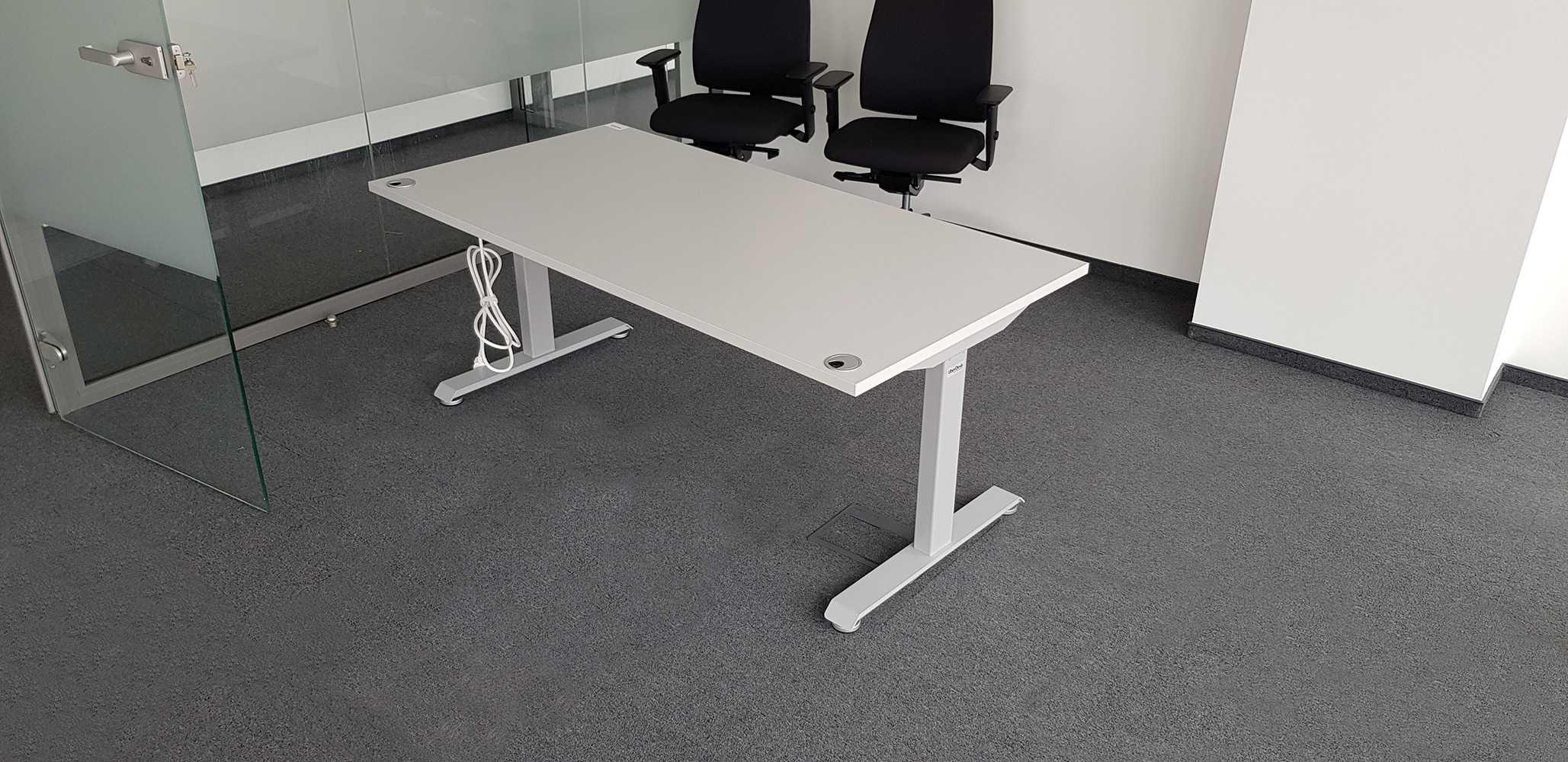 Standing desk BulDesk Pro Grey